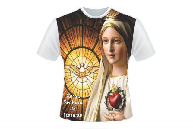 Camisa Nossa Senhora do Rosário