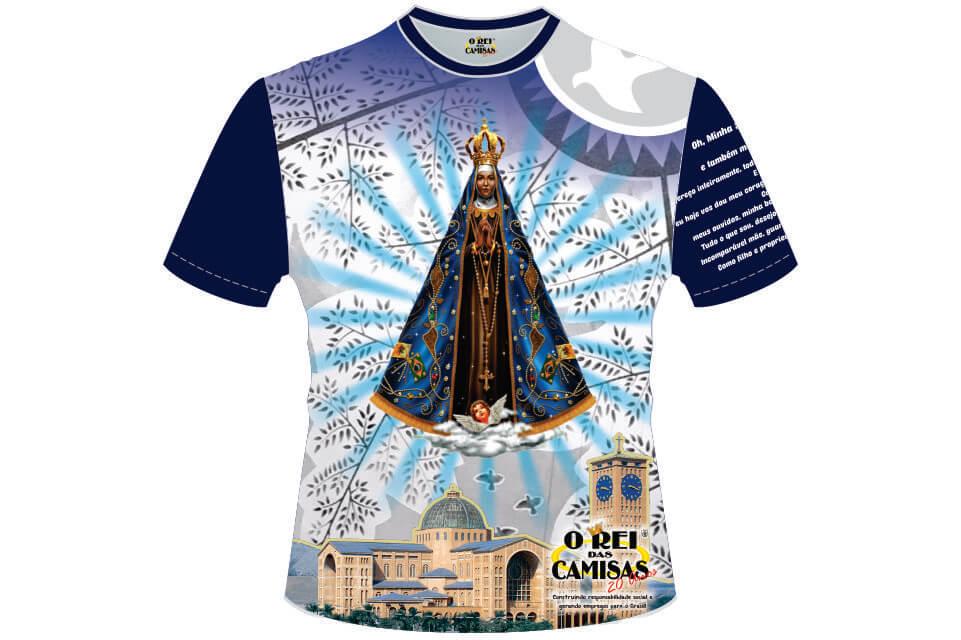 Nossa Senhora Aparecida Para Camisa