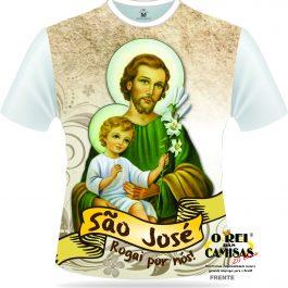Camisa São José e Menino Jesus 97622b4223dae